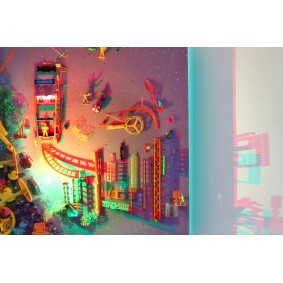 Angela Yuen Solo Exhibition   The Lost Time Travel Machine